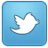 símbolo do twitter