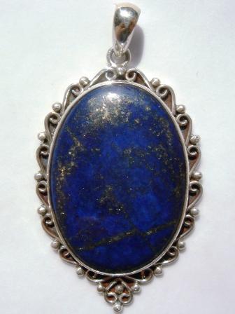 Lapis Lazuli Pendant P146