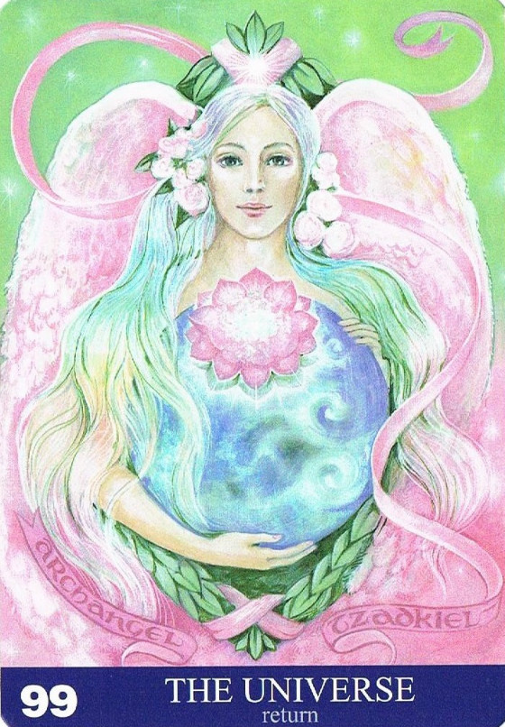 carta The Universe